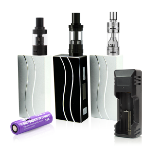 Sigelei V2 50W MOD Bundle reviewed by Vape Pen Pro