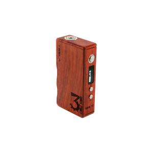 Tesla Wood 160W TC MOD reviewed by Vape Pen Pro