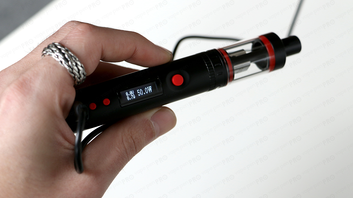 SUBOX Mini OLED Display reviewed by Vape Pen Pro