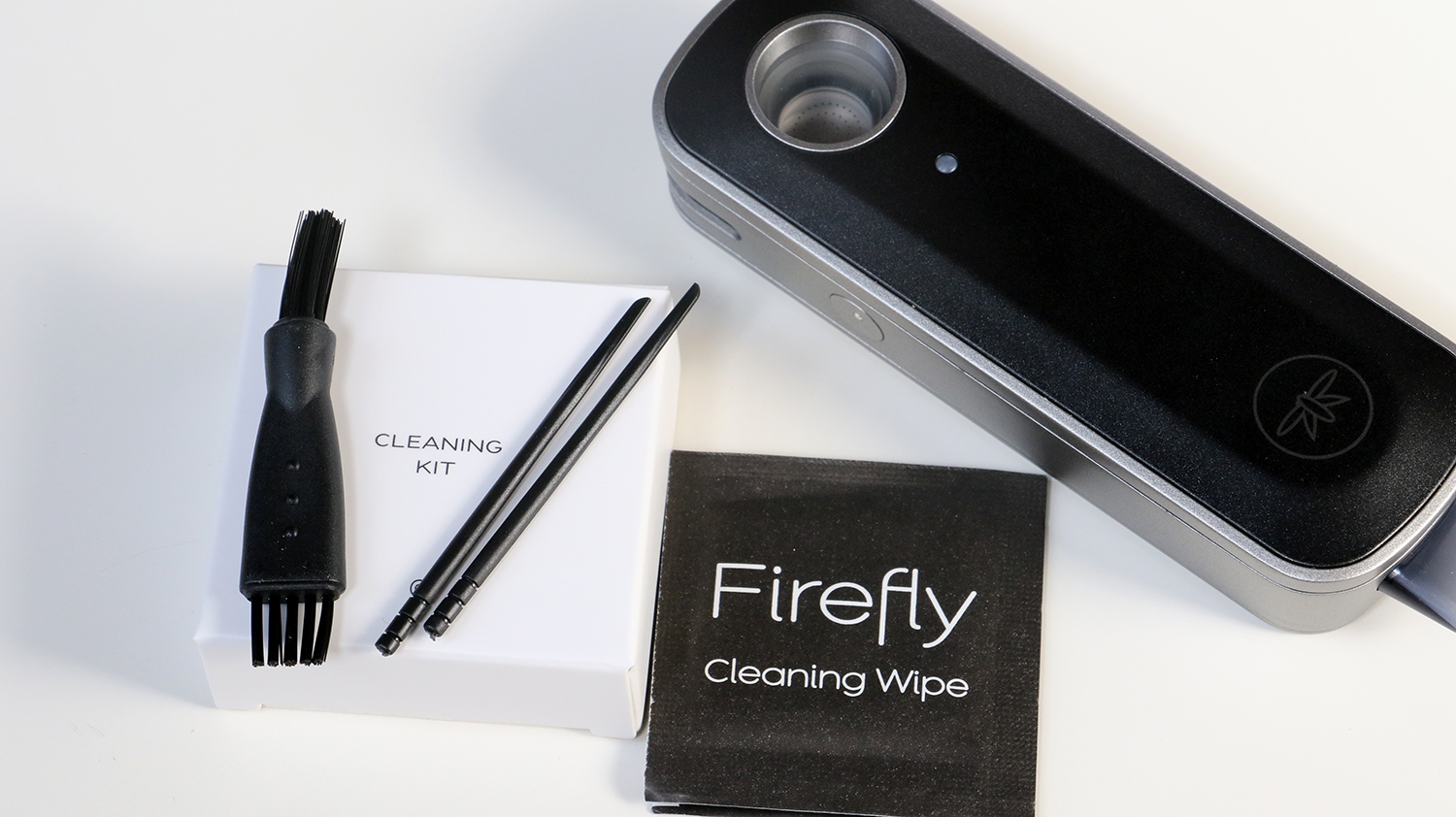 Firefly 2 cleaning kit reviewed by Vape Pen Pro