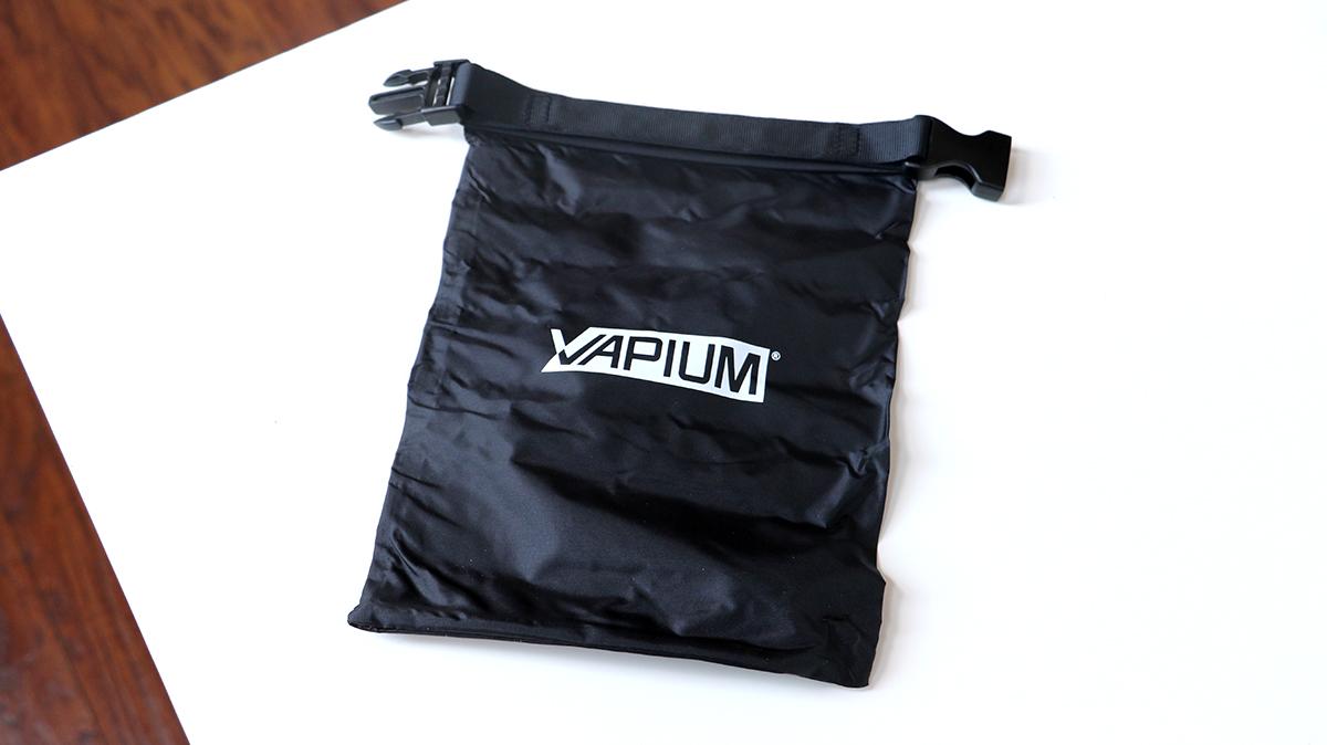 Summit Plus dry bag reviewed by Vape Pen Pro