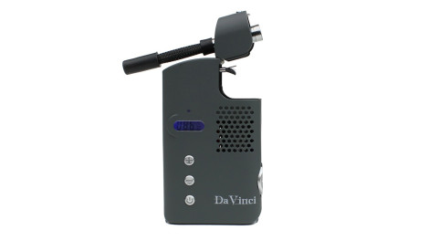 Da Vinci vaporizer reviewed by Vape Pen Pro