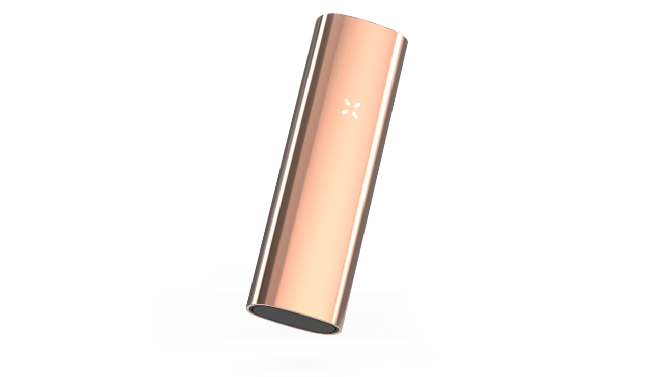 PAX 3 Rose Gold vaporizer reviewed by Vape Pen Pro